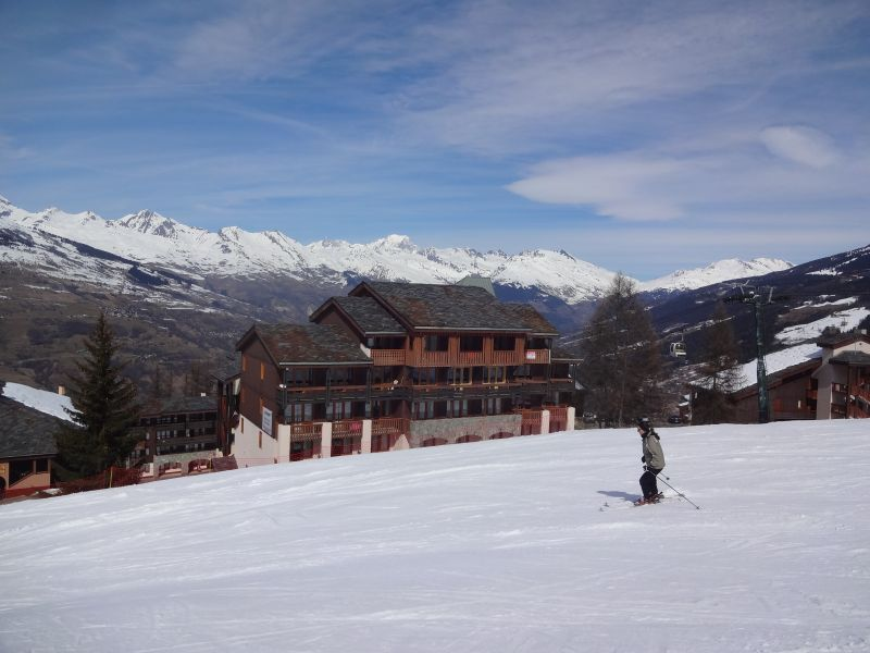 View of the property from outside Location Apartment 108308 Montchavin les Coches