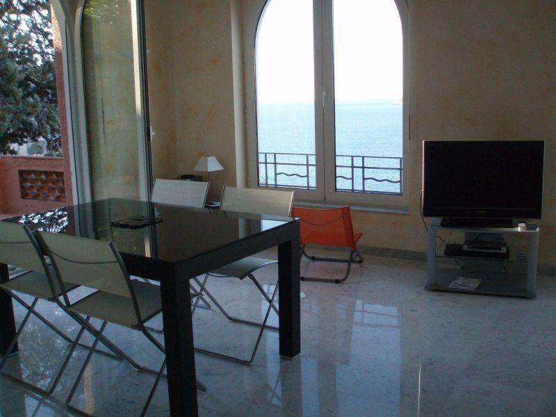Living room Location Villa 113634 Nice