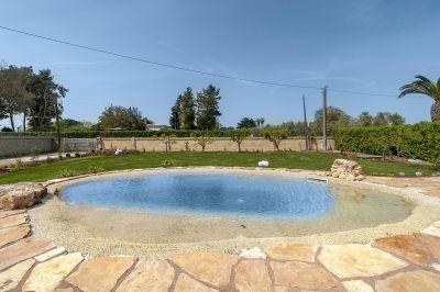 Swimming pool Location Villa 116327 Matino