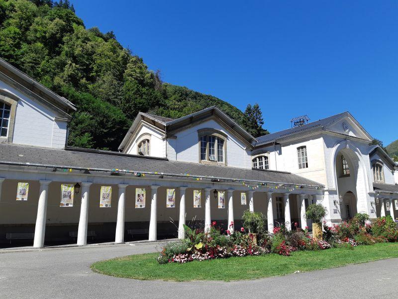 Surroundings Location Villa 117160 Bagnères-de-Luchon