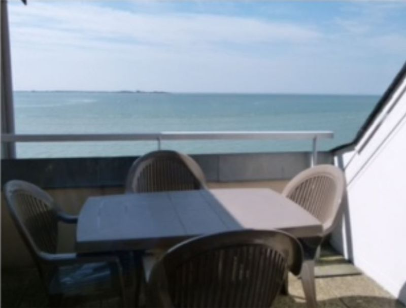 View from the terrace Location Apartment 117275 Le Crotoy