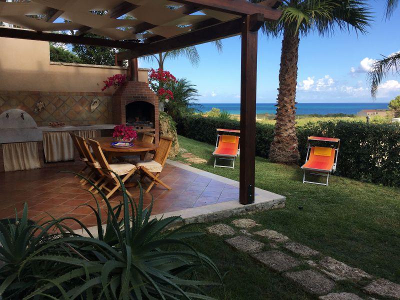 Garden Location Villa 117696 Castellammare del Golfo
