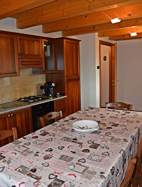 Separate kitchen Location Apartment 67809 Bardolino