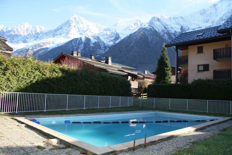 Swimming pool Location Apartment 68975 Chamonix Mont-Blanc