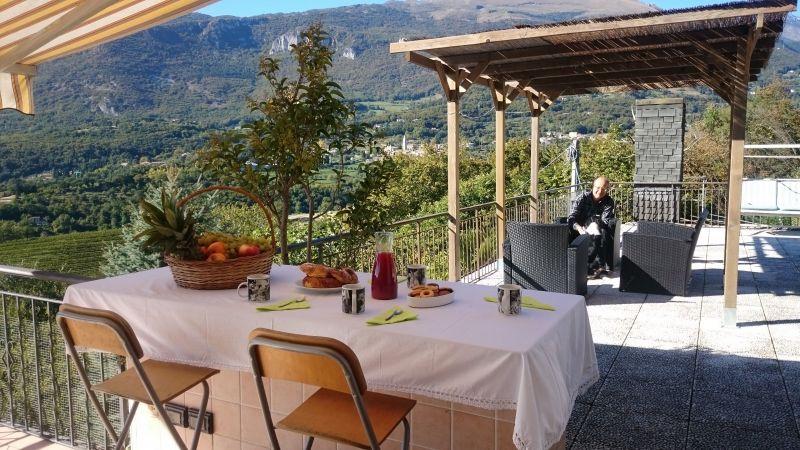 Balcony 2 Location Apartment 69089 Caprino Veronese