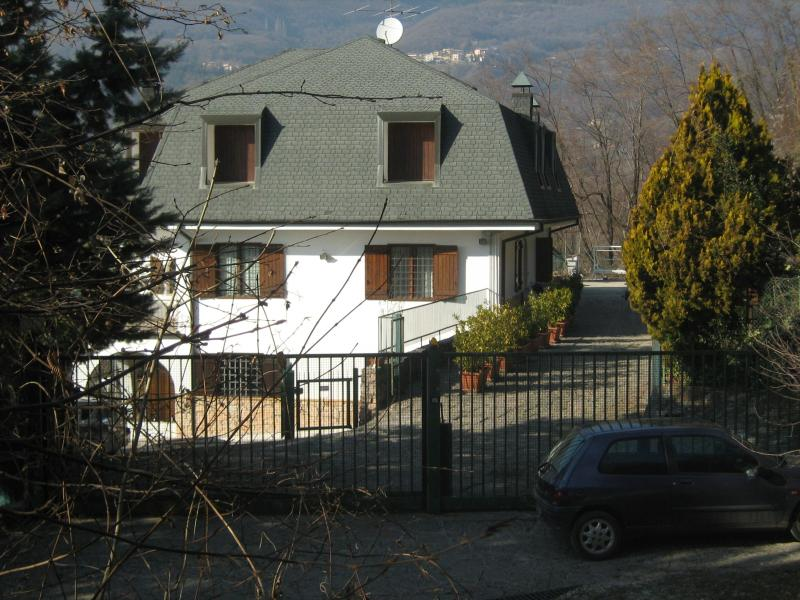 View of the property from outside Location Apartment 69089 Caprino Veronese