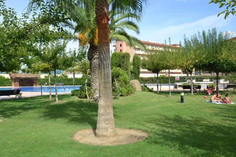 Garden Location Apartment 70004 La Pineda