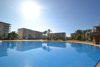 Swimming pool Location Apartment 70004 La Pineda