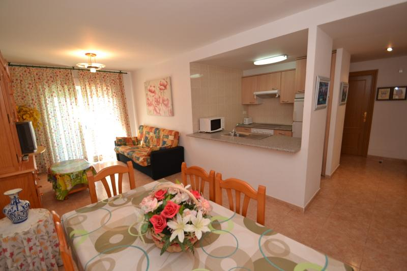 Living room Location Apartment 70004 La Pineda