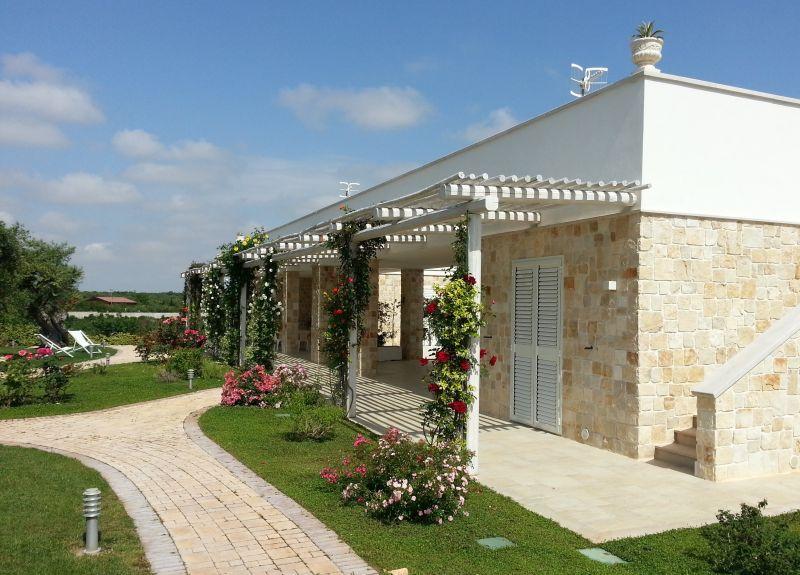 View from the property Location Villa 70846 Polignano a Mare