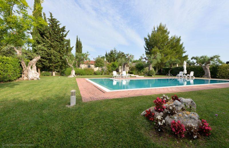 Swimming pool Location Villa 70846 Polignano a Mare