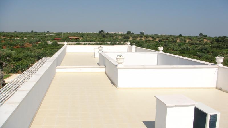 View from the terrace Location Villa 70846 Polignano a Mare