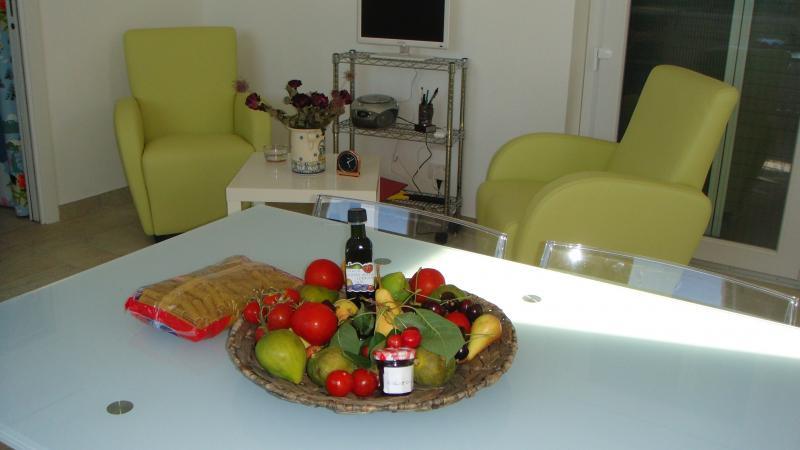 Living room Location Villa 70846 Polignano a Mare