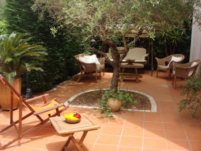 Garden Location Villa 78087 Porto Cesareo
