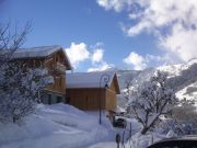 Mountain Chalet apartment Valmorel 8 to 10 people