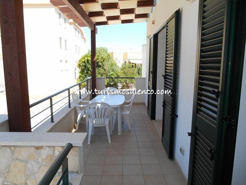 Porch Location Apartment 78888 Gallipoli