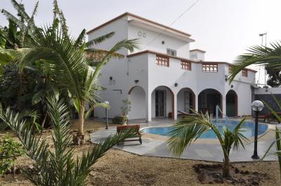 View of the property from outside Location Villa 79199 Saly