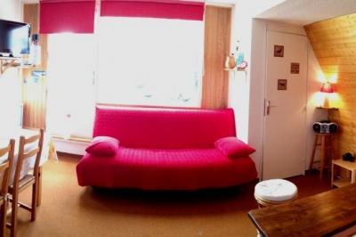 Living room Location One-room apartment 80930 Puy Saint Vincent