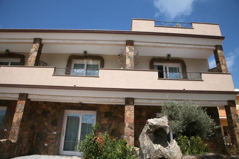 View of the property from outside Location Apartment 81461 Castelsardo