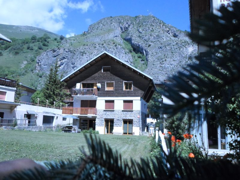 View of the property from outside Location Apartment 88191 Valloire