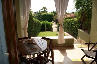 View from the property Location Villa 91298 Costa Rei