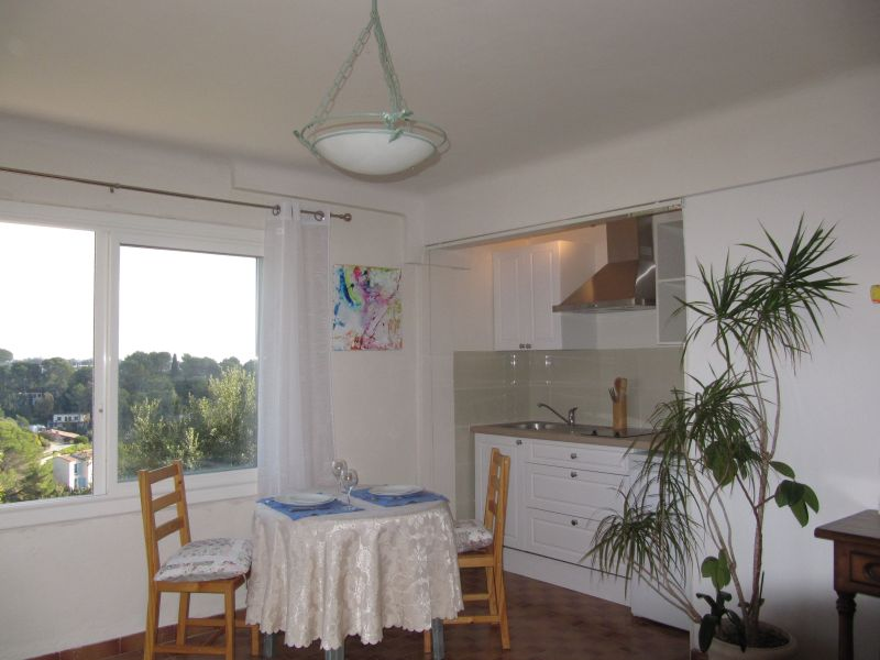 Kitchenette Location One-room apartment 92776 Cagnes sur Mer