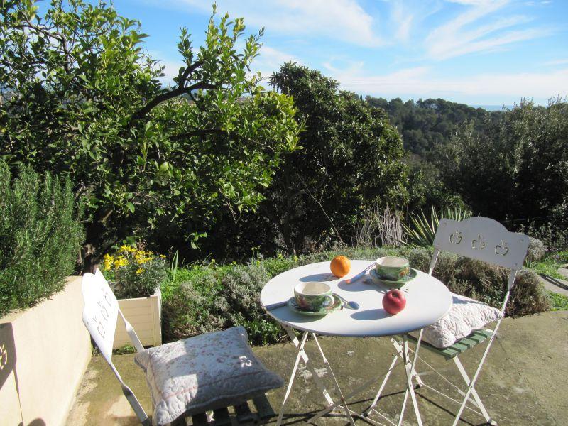 Terrace 1 Location One-room apartment 92776 Cagnes sur Mer