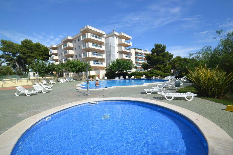 Swimming pool Location Apartment 93563 Salou