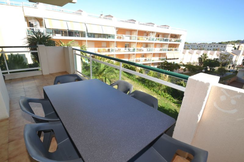 Terrace Location Apartment 93563 Salou