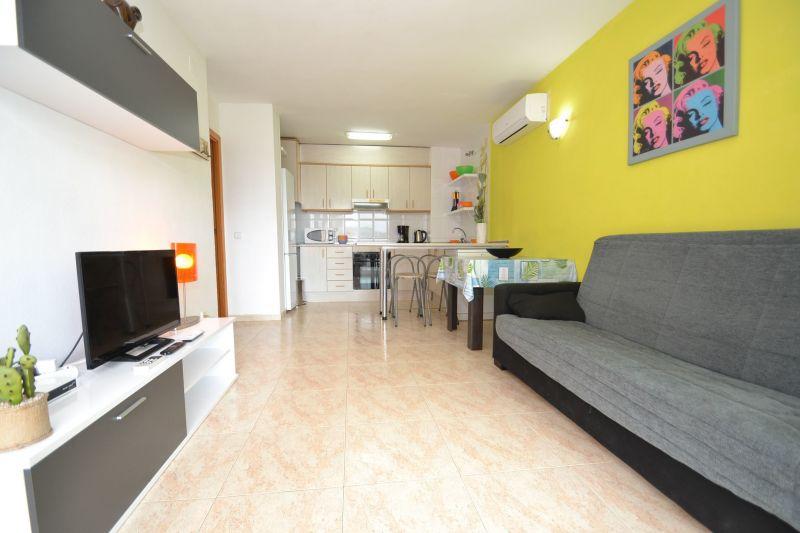 Living room Location Apartment 93563 Salou