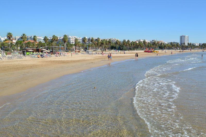 Beach Location Apartment 93563 Salou