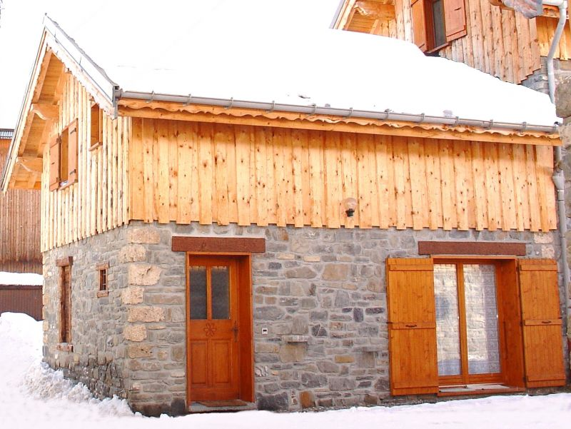 View of the property from outside Location Chalet 93732 Valloire