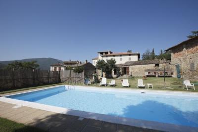 Swimming pool Location Apartment 95048 Citt� di Castello