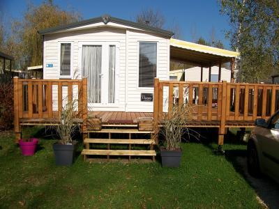 Terrace Location Mobile home 97235 Blois