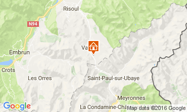 Map Vars Apartment 66703