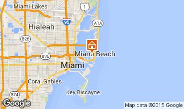 Map South Beach Apartment 33598