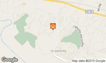 Map Vilamoura Apartment 102402