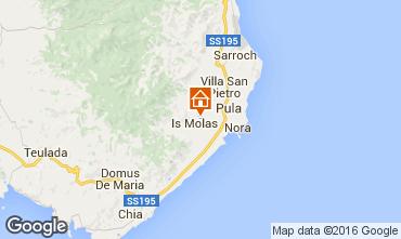 Map Pula Villa 92417