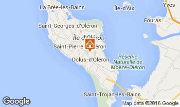 Map Dolus d'Oléron Mobile home 68973