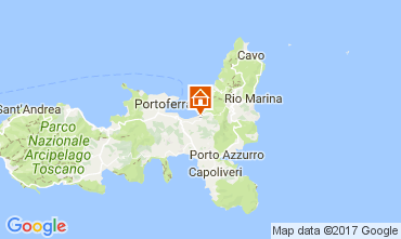Map Portoferraio One-room apartment 109741