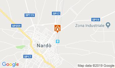 Map Nardò Villa 118782