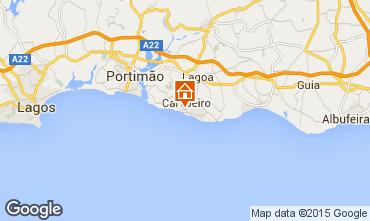 Map Carvoeiro Apartment 60959