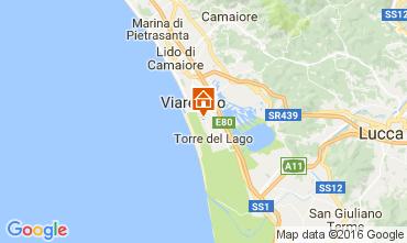 Map Viareggio Mobile home 93402