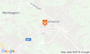 Map Camaiore House 109570