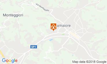 Map Camaiore House 109570