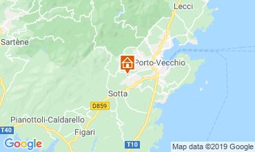 Map Porto Vecchio House 118246