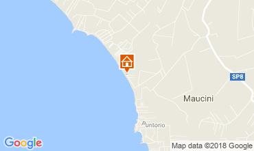 Map Pachino Apartment 116014