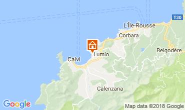 Map Lumio Apartment 101325