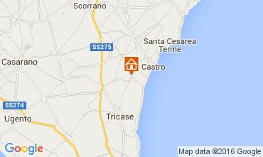 Map Andrano House 23980