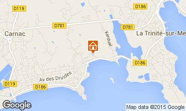 Map Carnac House 10684